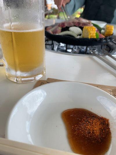 蒜山高原 WOOD PAO BBQ