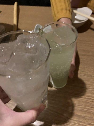 大阪 草鍋 えんや 乾杯