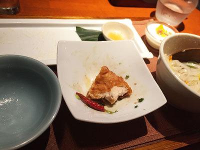 姫路 アジアンダイニング 金魚蘭 ランチ ライス