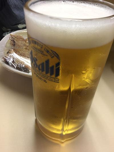 明石 立吞み 吞べえ 生ビール