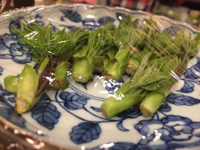 姫路 立呑み めぐみ家 野菜