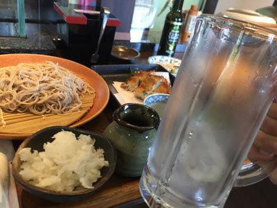 姫路 ヤマサ蒲鉾 蕎麦乃麦 チューハイ jpg