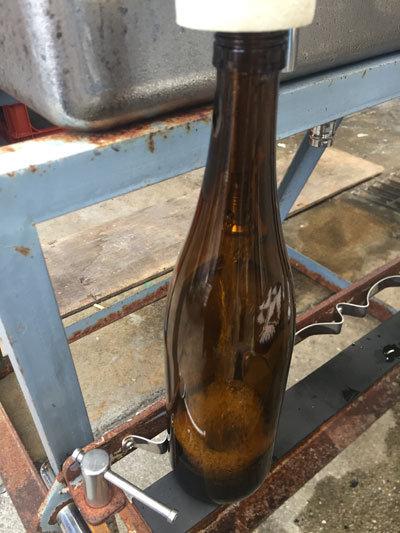 壺坂酒造 播磨日本酒プロジェクト 瓶詰め