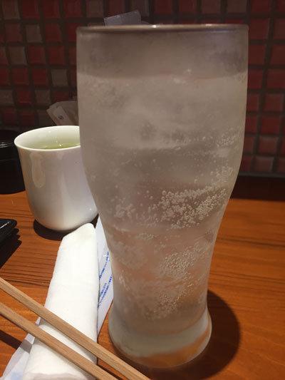 姫路 寿司 AVANZAR 柚子チューハイ