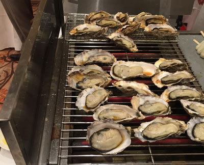 姫路 美酒美食の宴 2017 清交クラブ 料理