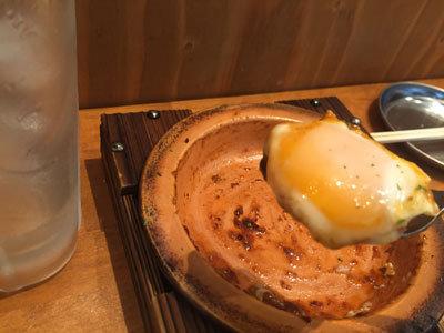 姫路 MARUMASA 牛すじ煮込み 卵