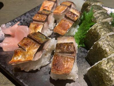 姫路 魚町 土佐料理 よさこい 焼鯖すし
