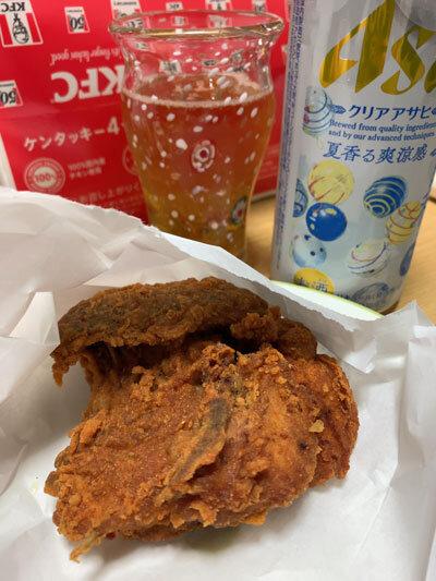 KFC レッドホットチキン