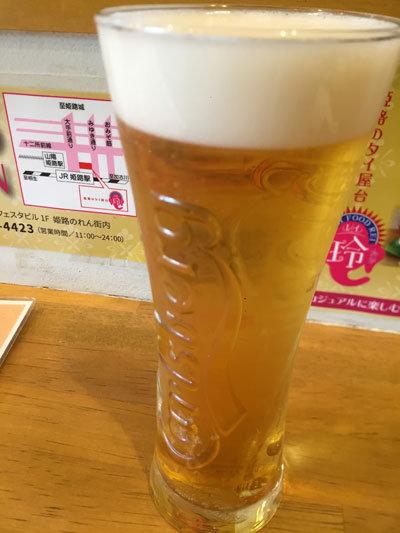 姫路 イタリアンバル 姫路バル 生ビール
