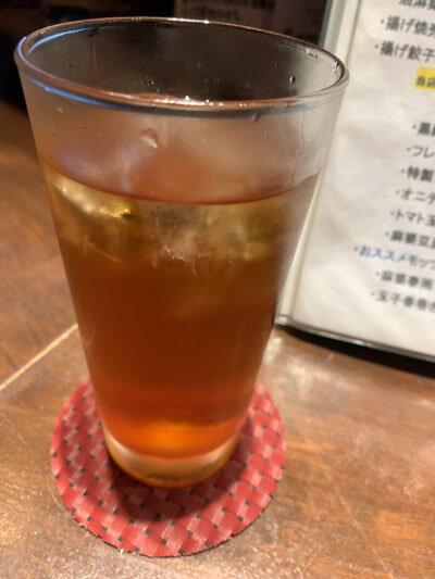 姫路 チャイニーズ レストラン 福福楼 中国茶