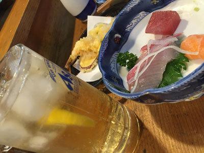 姫路 広畑 太閤寿し ハイボール