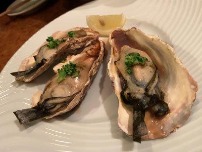 姫路 バル SinBar シンバル 牡蠣