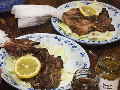広畑 焼き鳥 丸福 若鶏 親鶏