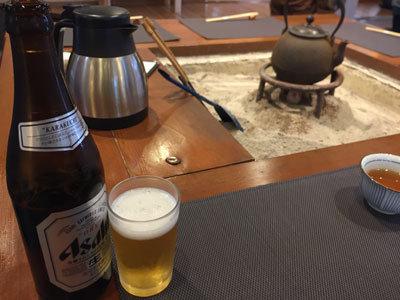 姫路 侘・bistoro mizuya 瓶ビール