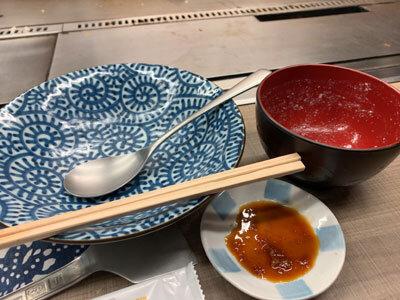 姫路 お好み焼き 鉄板焼 きゃべつ