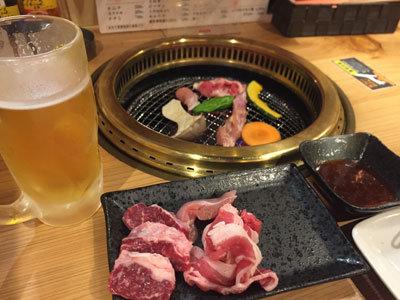 姫路 フェスタバル 焼肉炙り庵 神衛門 焼肉