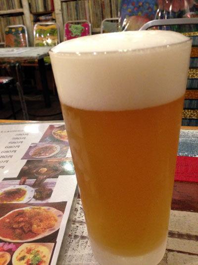 神戸 西元町 のらまる食堂 銀河高原ビール