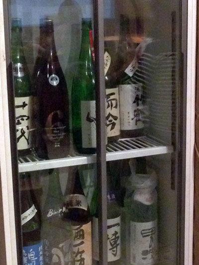 西明石 居酒屋 じゃい庵 日本酒