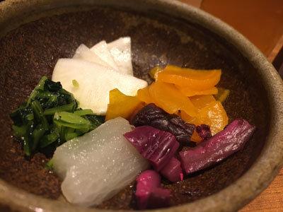 姫路 薩摩魚鮮水産 京都漬物