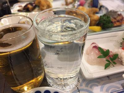 姫路 ぽっぽ家 前どれ会 お酒