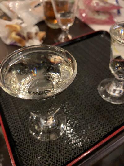 日本酒と和菓子 ペアリング