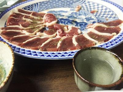 姫路 お食事処 さんじゅう 鴨鍋