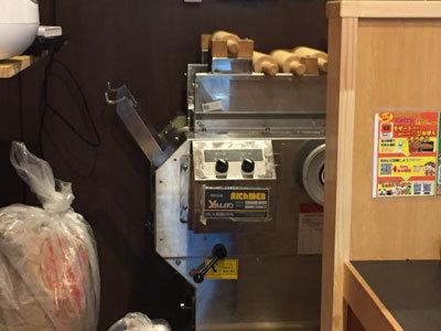 姫路 おみぞ筋 釜谷製麺 焼きそば 自家製麺
