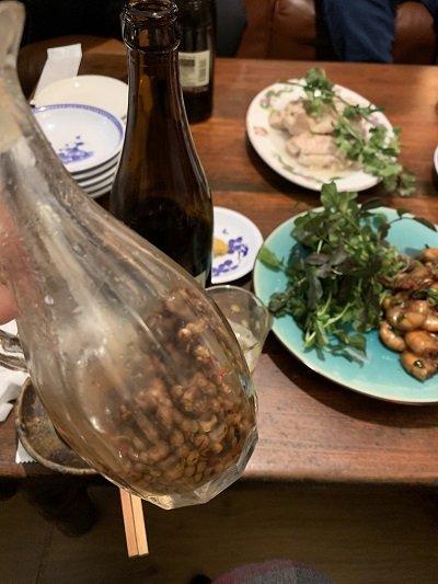 神戸 元町 広東料理 鷹楽園 酢胡椒