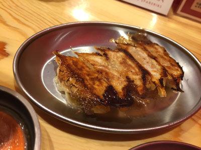姫路 韓国バル 炭豚舎 キムチチーズ餃子
