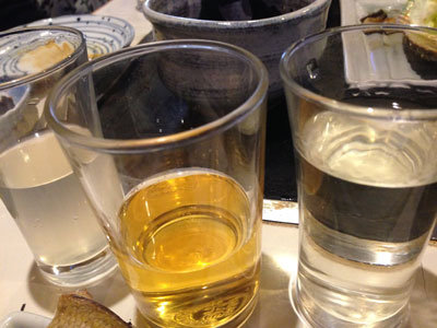 淡路 鉄板焼き ほたる 日本酒