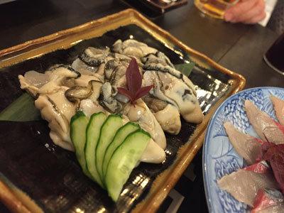 姫路 天晴水産 ぽっぽ家 鍋 牡蠣