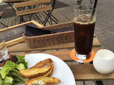 姫路 mornning-table オープンカフェ