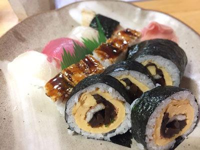 須磨 鮨 にっ多 巻き寿司