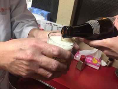 姫路 富士ラーメン 瓶ビール