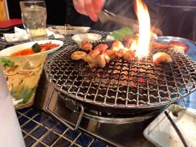 姫路 ホルモン焼肉 五味屋