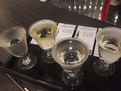 姫路 日本酒 試 ひやおろし 吞み比べ
