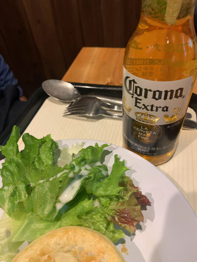有馬温泉 夜バル BAR-DE-GOZAR コロナビール