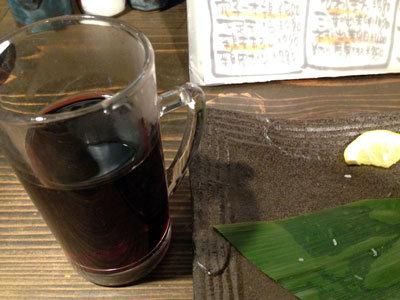 加古川 居酒屋 ダイフク HOTワイン