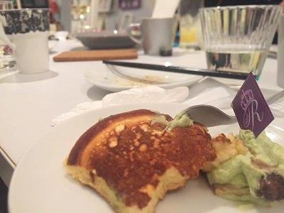 姫路 Cafe Rei pancake