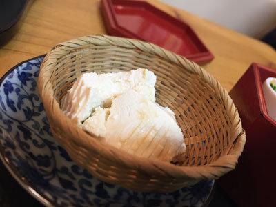 酒饌亭 灘菊 お溝筋 かっぱ亭 酒蔵御膳 ざる豆腐