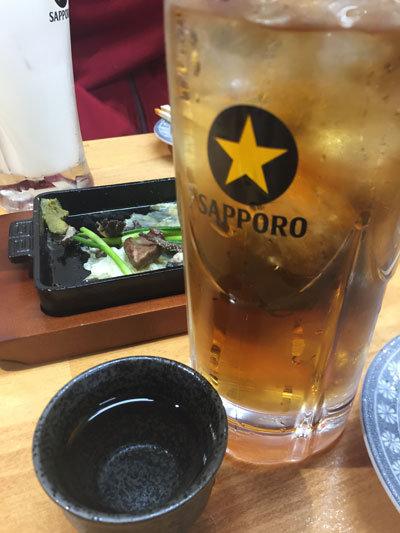 加古川 肉家 まるまさ 大浦ミート 日本酒