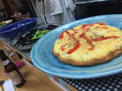 明石 鮪屋の食堂 海路 おばんざい料理