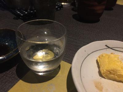 姫路 和み庵 篤屋 冷酒