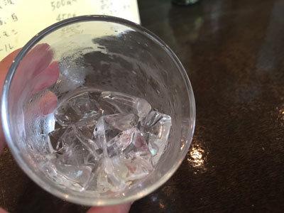 神戸 塩屋 ワンダーカレー店 自家製 梅酒