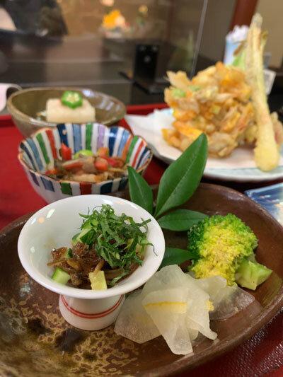 姫路 手打ち蕎麦 梅麟館 蕎麦ランチ