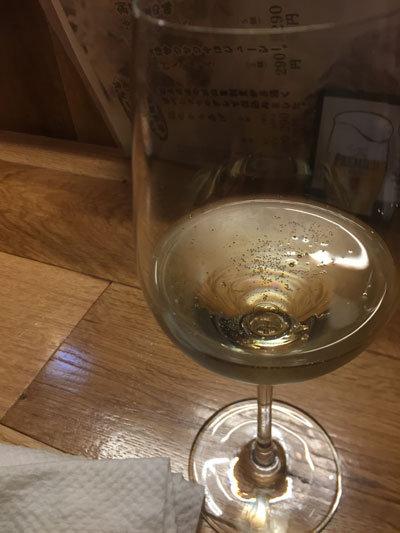 姫路 立吞み 英洋軒 スパークリングワイン