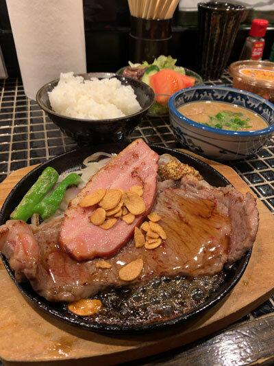姫路 焼肉 五味屋 ランチ