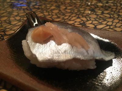 姫路 おばんざい eん このしろ 寿司