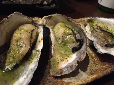赤穂 牡蠣 かましま 蒸し牡蠣 ジェノベーゼ