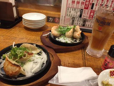 姫路 大衆餃酒場 殿様餃子 餃子